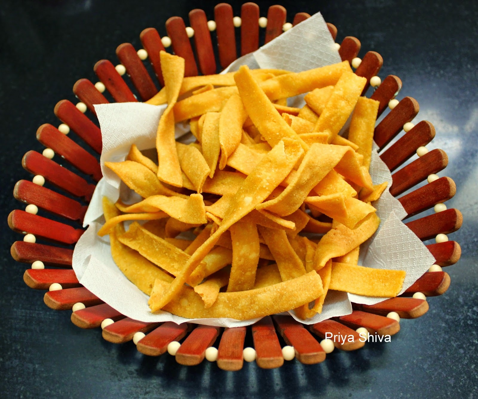 Ribbon Pakoda / Ribbon Murukku
