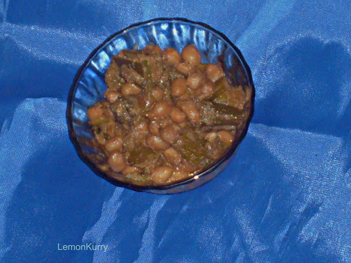 Okra Peanut Curry | Winter Recipes