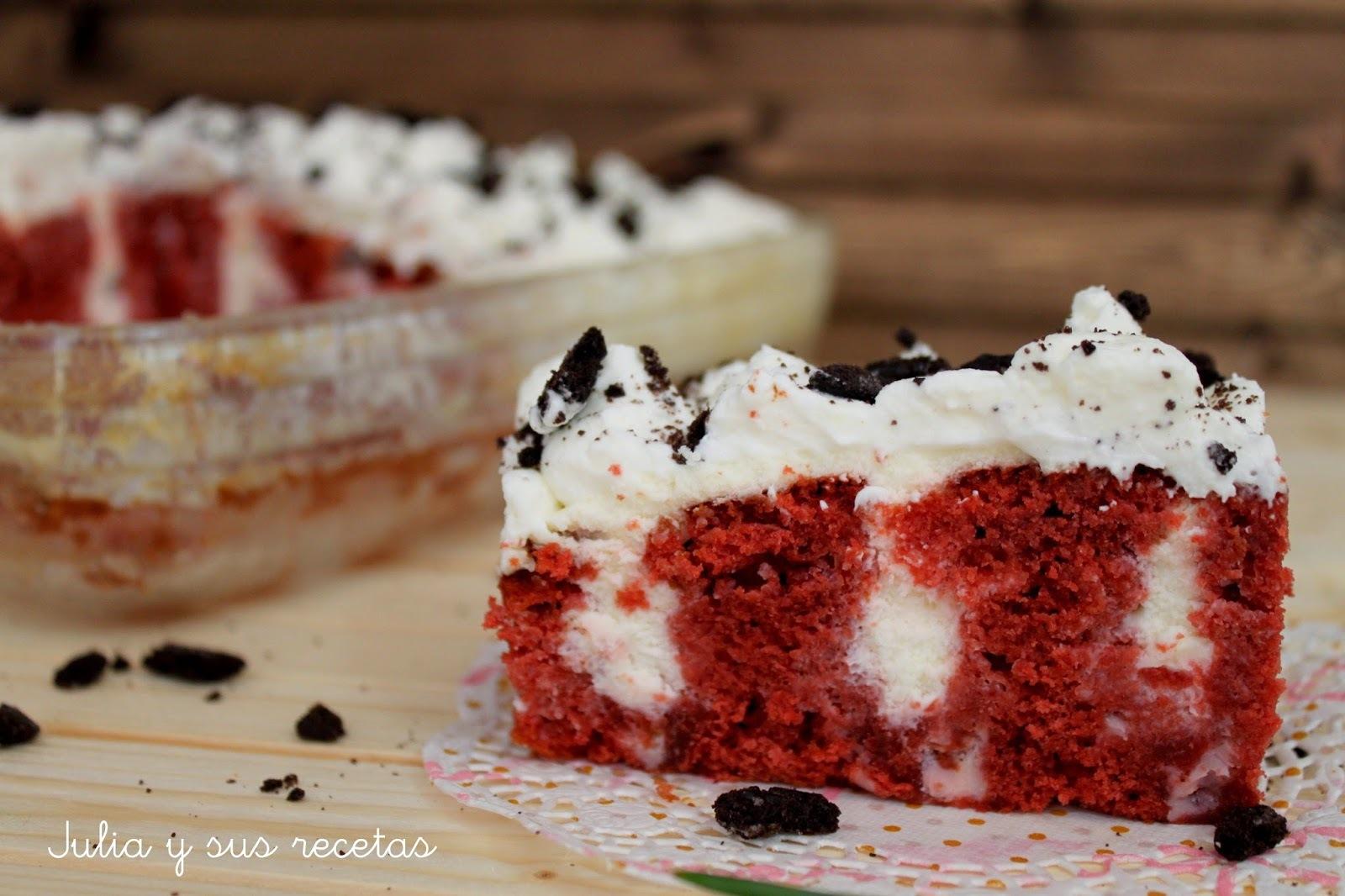 POKE CAKE RED VELVET