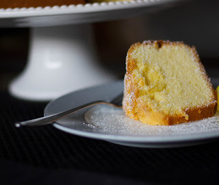 Lemon Cream Cheese Poundcake (Copycat)