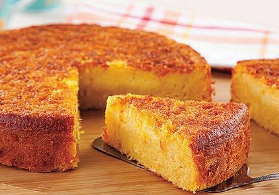 de bolo de milho de liquidificador com massa de vita milho