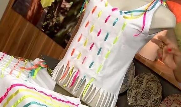 Aprenda a customizar uma camiseta para o carnaval