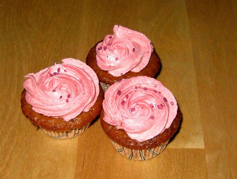 raffaello cupcakes