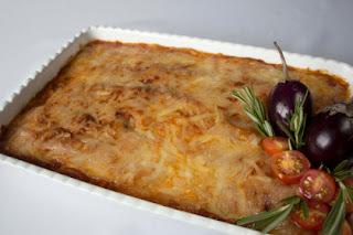 Lasaña italia