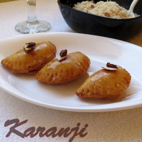 for authentic maharashtrian karanji