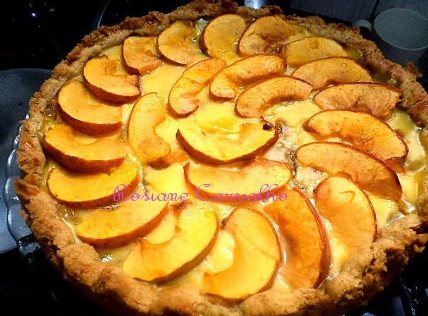 Torta de maçã (Apple Pìe)