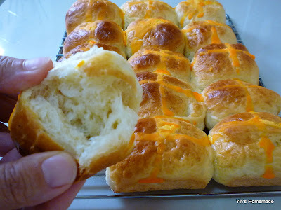 Potato Buns 马铃薯面包