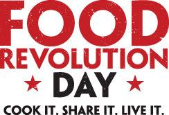 Food Revolution Day - Receta de Hamburguesas de quinoa y porotos aduki