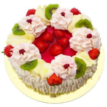 tudo gostoso bolo de aniversario com glace de leite ninho