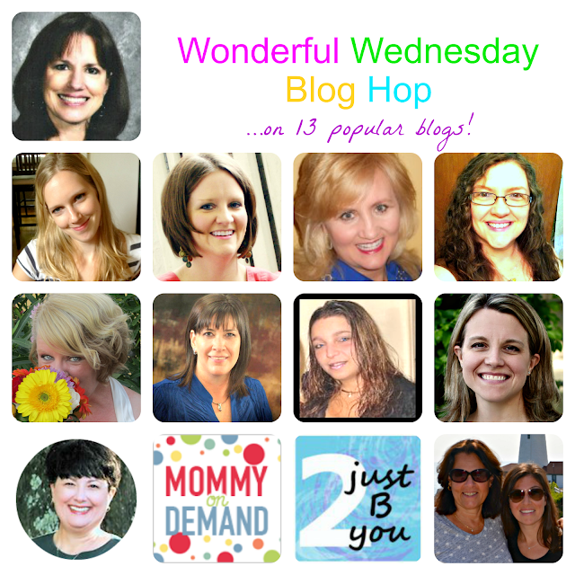 Wonderful Wednesday Link Party #128