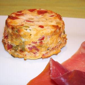 Fondants aux tomates et a la coriandre (1 PP)