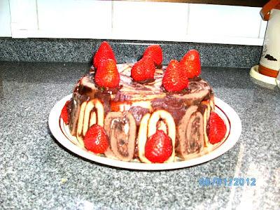 de bolo tipo bauducco