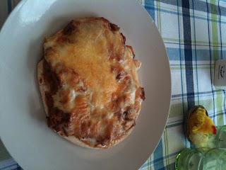 pitabrød pizza
