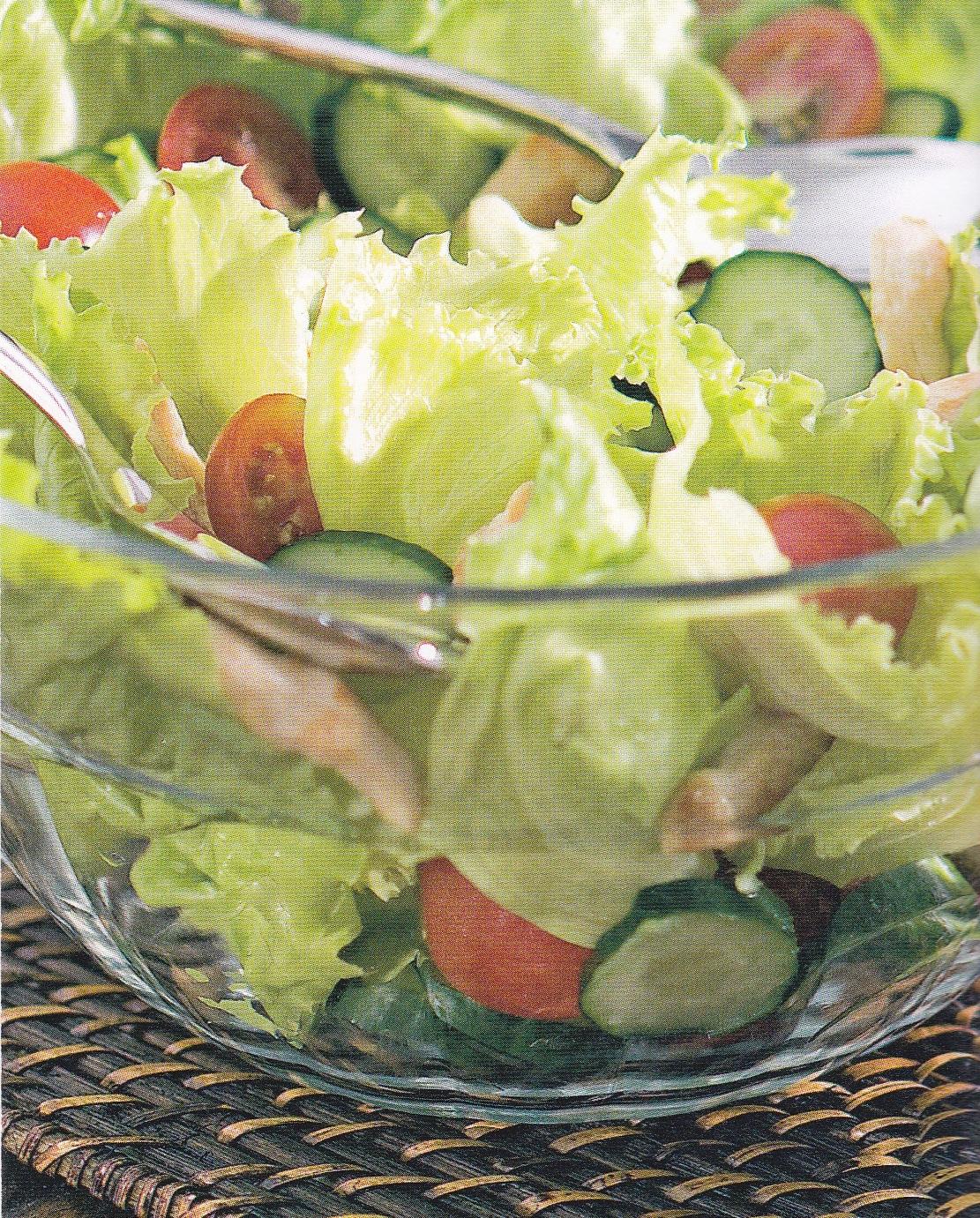Salada relaxante