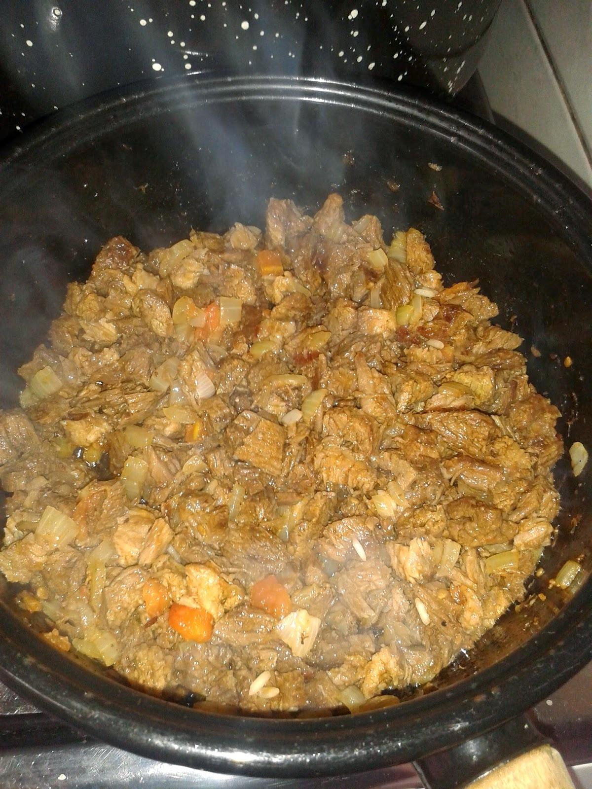 jantar simples rapido e facil com carne