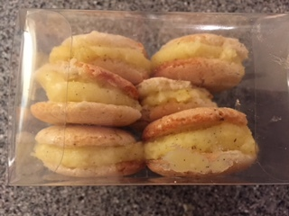 Home Bake Box: Lavender Macarons