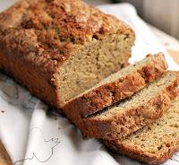Pão FIT de Batata-Doce com Whey Protein