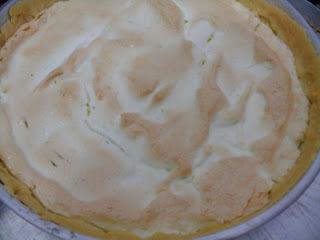 Torta de limão especial!