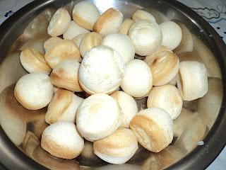 Receita de biscoito de polvilho ( liquidificador)