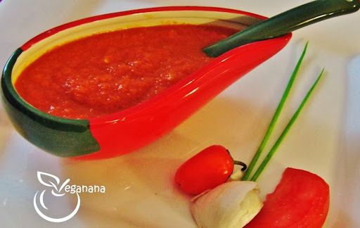 Molho de Tomates Cremoso