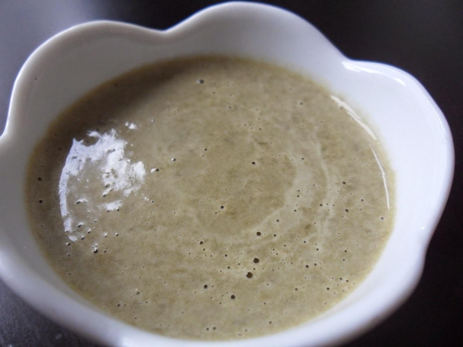Sauce à l'oseille au Thermomix