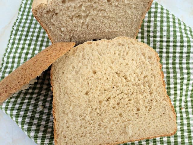 Pan de molde de leche III