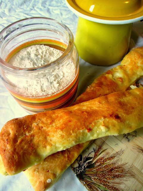 Pečene piroške sa kiselim mlekom