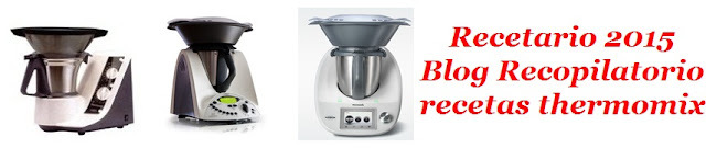 Recetario thermomix 2015 (recopilatorio)