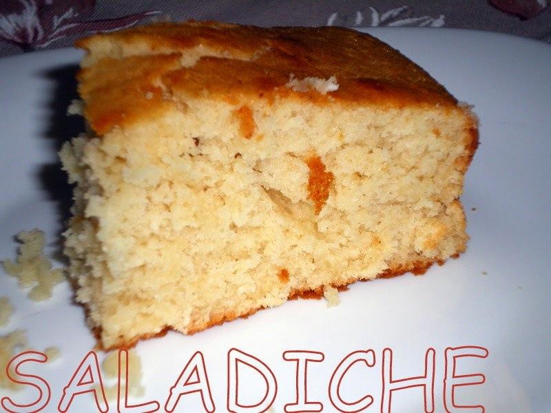 fermento biológico em bolo