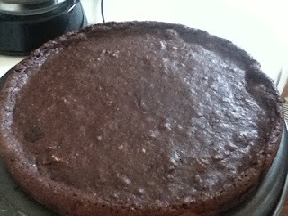 Brownie de nozes