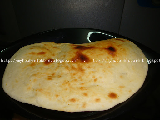 Baked Naan