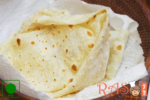 Roomali Roti Recipe - Indian Recipes