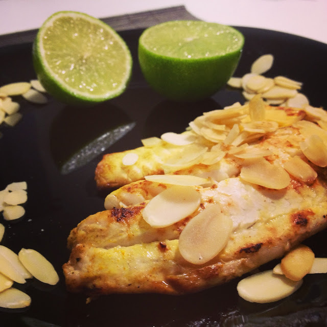 como fazer file de peixe grelhado sem grudar na frigideira