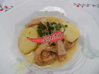Dobradinha (Bucho) Com Batatas
