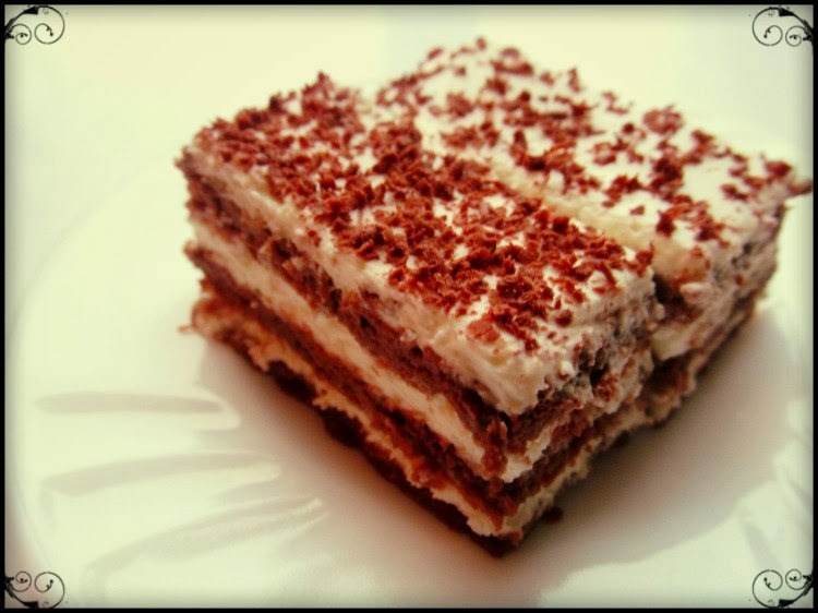 Recipe: Easy Biscuit Dessert ♥