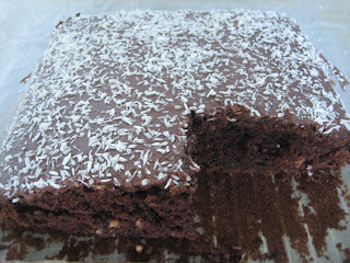 Momses favorit chokoladekage