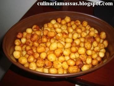 Massas:Nhoque Frito