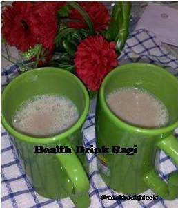 HomeMade Health Drink Podi ,Ragi Health Drink,Ragi Porriage