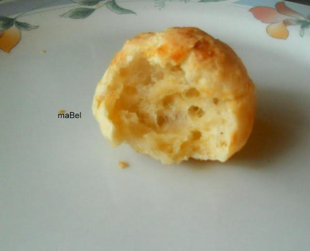 Pan de Queso - Pão de Queijo