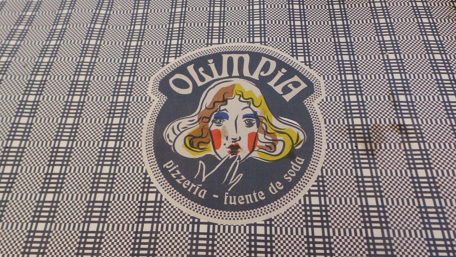 Pizzeria Olimpia: Mi nuevo lugar preferido de Providencia :)