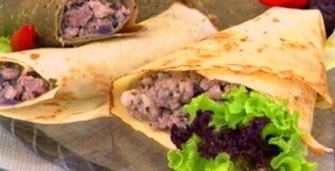 Receita Ana Maria Braga: Panqueca sem farinha de trigo
