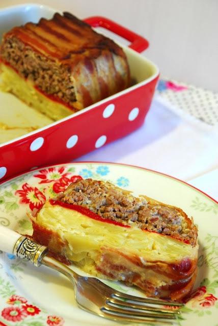 Pastís de carn i truita de patata, la combinació perfecta!