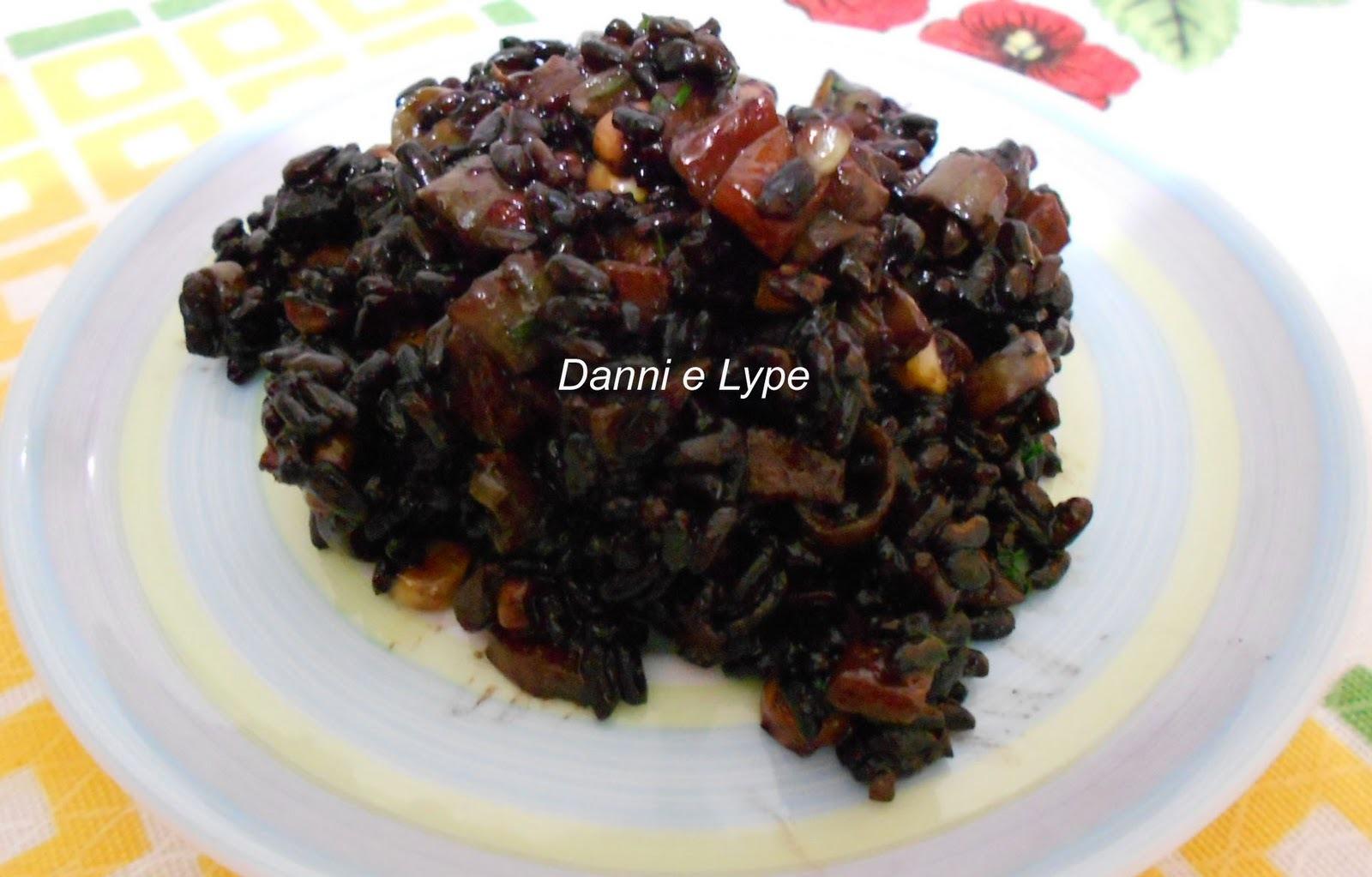 como preparar arroz preto