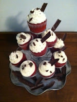 Red Velvet Cupcakes — a recipe and a story