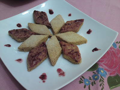Recette marocaine : Gâteau marocain à la semoule (makroute de Oujda)