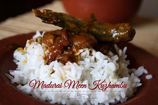 Madurai Meen Kuzhambu/Madurai Fish Gravy