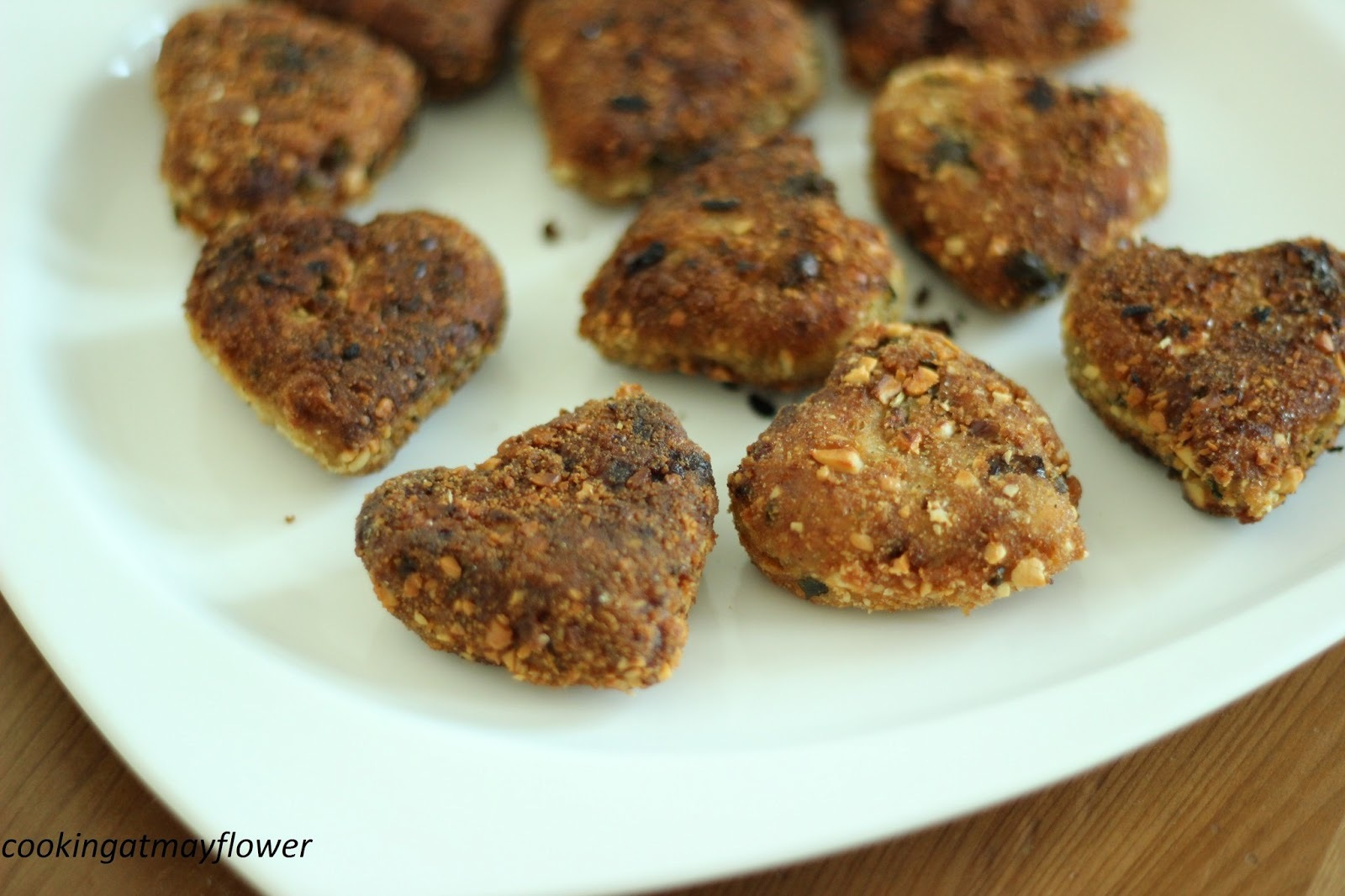 Soya chunks sweet potato cutlet/ Madura kizhangu soya chunks cutlet