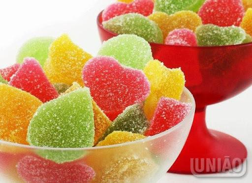 glace colorido como fazer com glaçucar