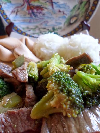 SRC~Beef and Broccoli Stir Fry