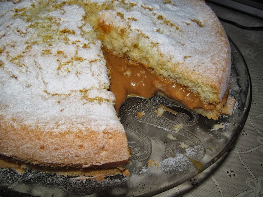 ingredientes para uma torta para 40 pessoas